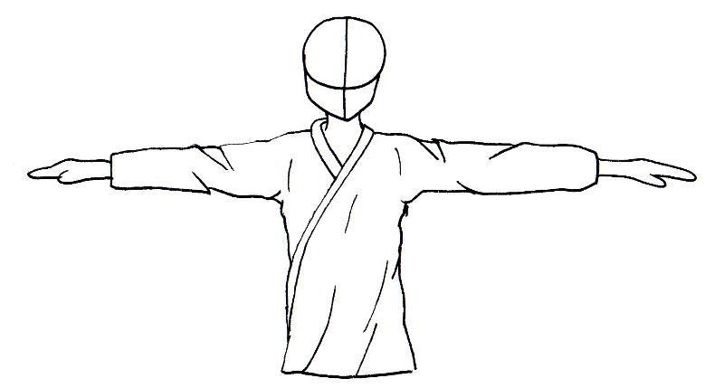 Comment dessiner des ninjas - Comment dessiner un ninja ...