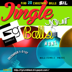 Jingle Your Balls Hunt @ Grumble