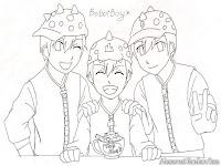 3 Unsur Kekuatan BoboiBoy Tanah Angin Dan Petir