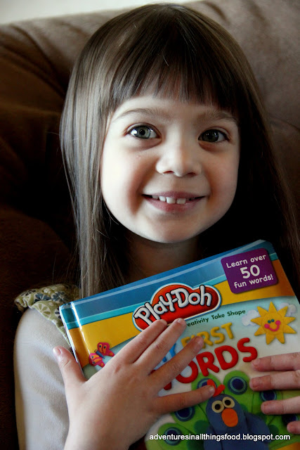 PLAY-DOH books