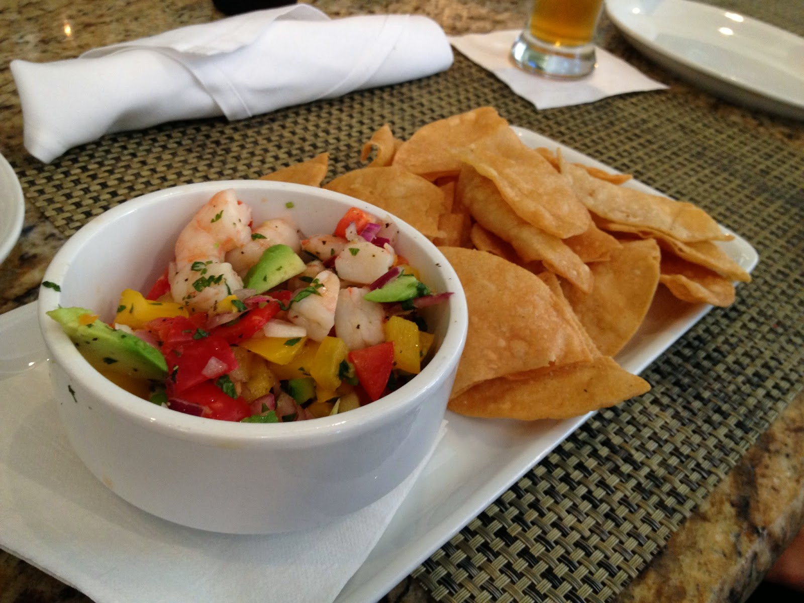 shrimp ceviche boston cafeteria