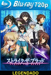Assistir Anime Strike the Blood Online