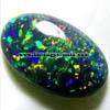 Batu Permata Black Opal - Batu Mulia Berkualitas - Jual Harga Murah Garansi Natural Asli - Cincin Batu Permata