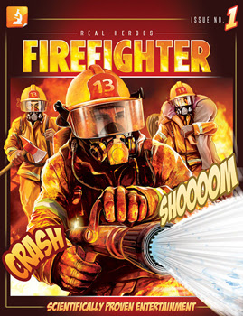 Real Heroes: Firefighter PC Cover