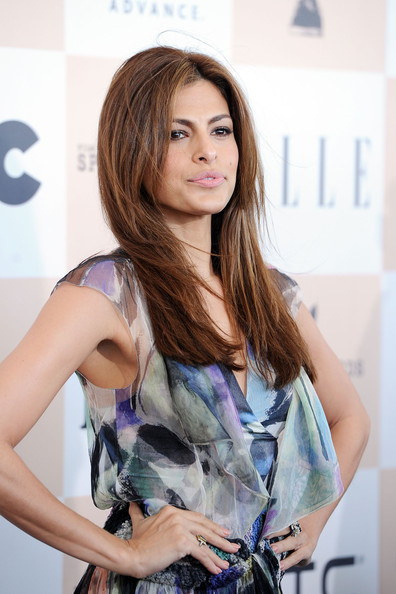 Eva Mendes   Celebrity Style And Fashion