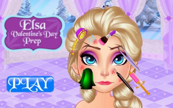 Elsa Oyunları
