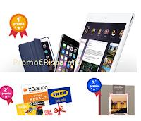 Logo Concorso gratuito Misura: vinci IPhone- buoni Zalando- Smartbox e tanto altro