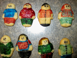 Lego Cookie People!