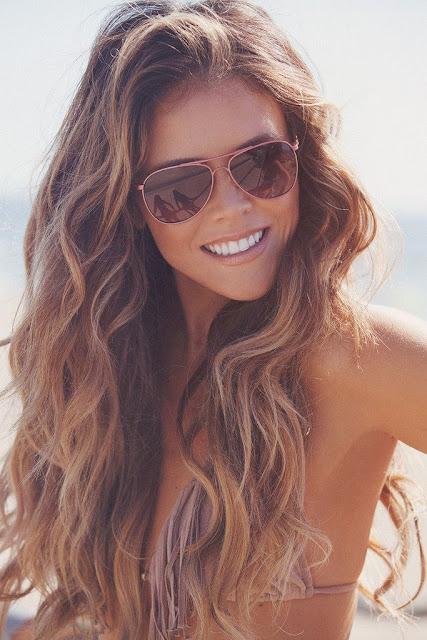 Beach Hairstyles for Summer 2015
