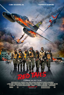 Tuskegee Airmen Red Tails