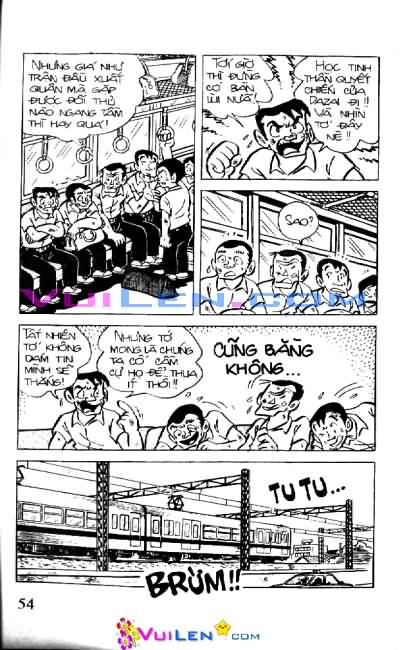 Jindodinho - Đường Dẫn Đến Khung Thành III  Tập 2 page 54 Congtruyen24h