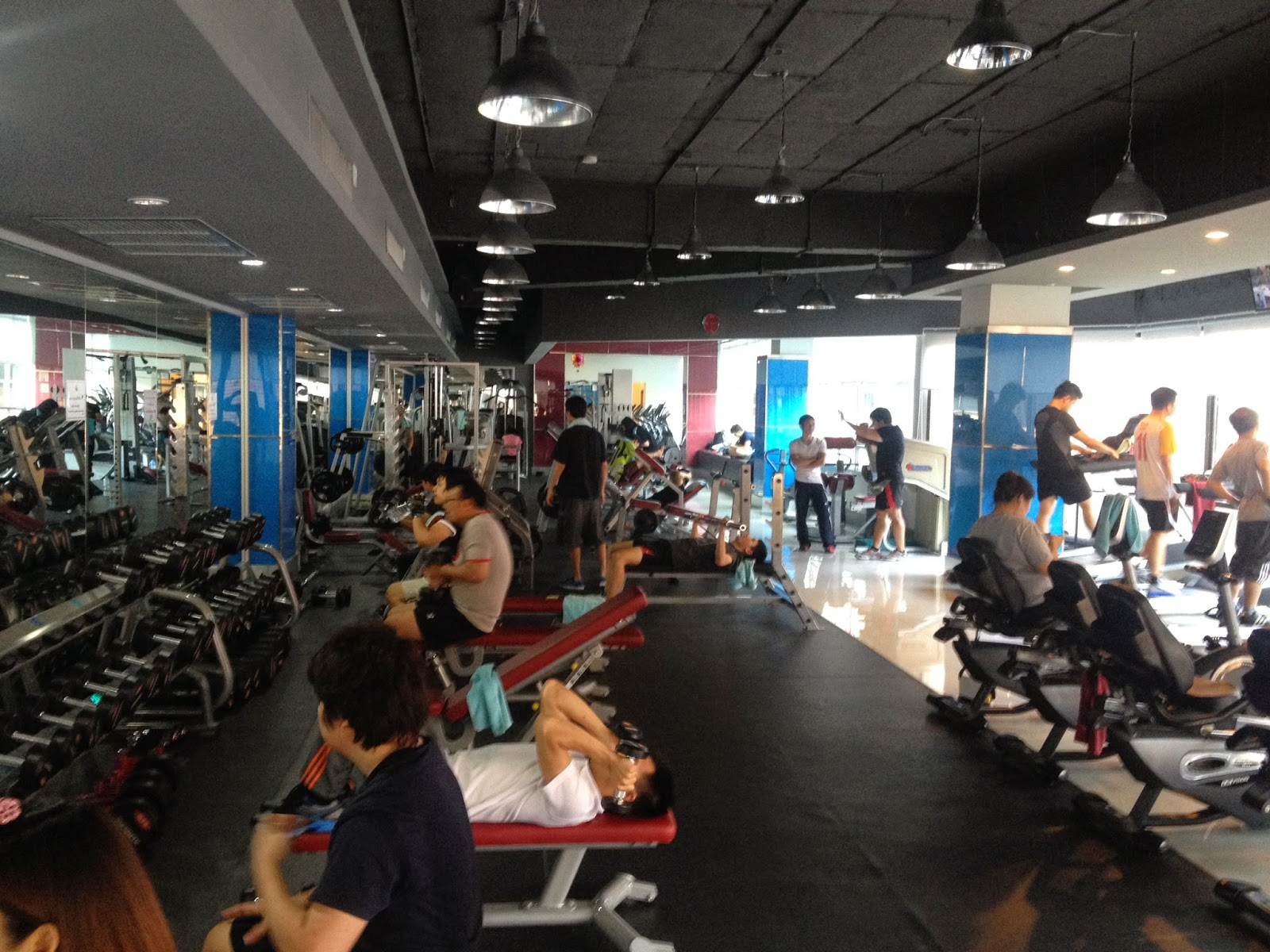 Finding The Best Gym In Chiang Mai Johnnyfd Com Follow