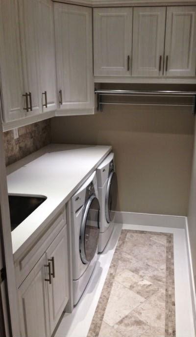 Toronto Laundry Room Cabinets