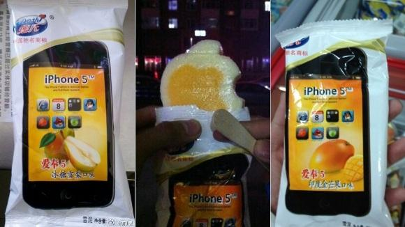 Chinese iPhone 5 Ice Cream
