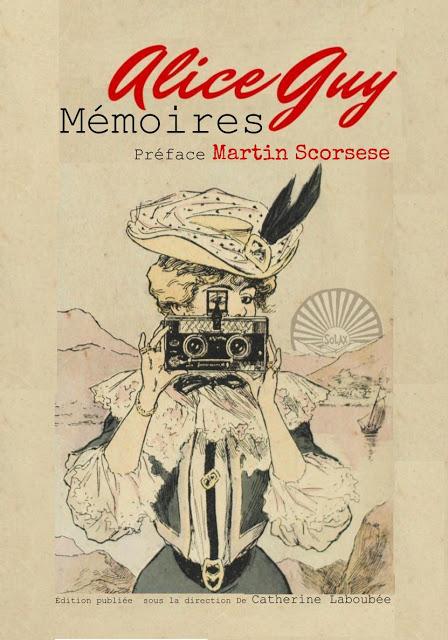 50 ans après la mort d'Alice Guy, un siècle après avoir tourné son dernier film, Mémoires d Alice G