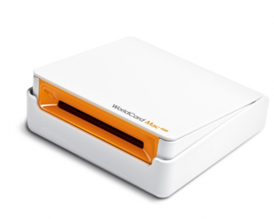 Kaplen IT Blog: Penpower WorldCard Mac Plus Name Card Scanner