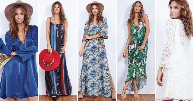 Moda primavera verano 2016 vestidos. Moda 2016 vestidos Doll Store.