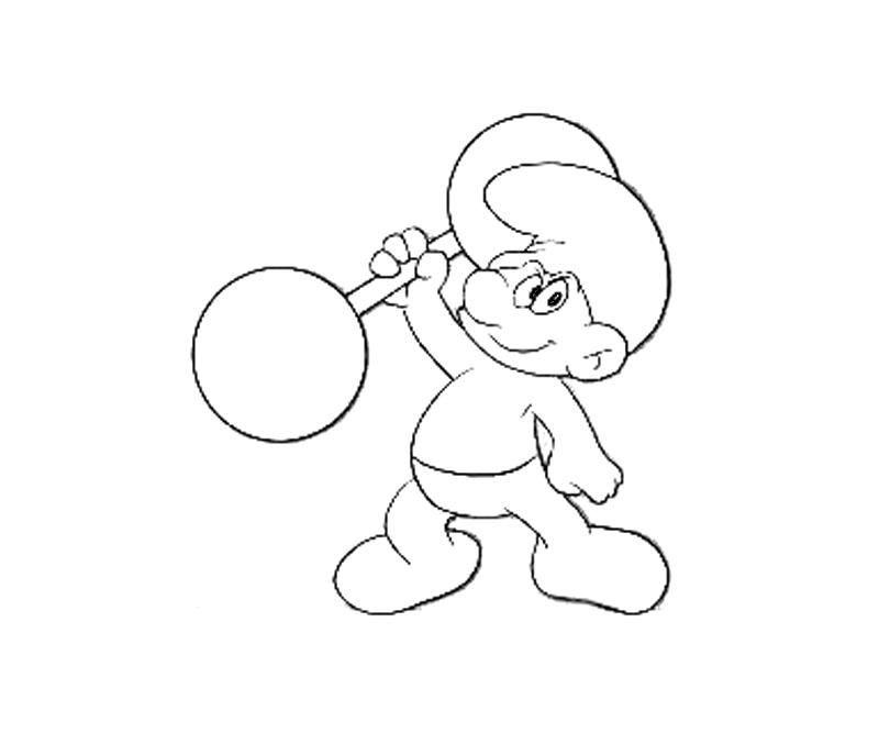 printable-the-smurfs-characters-part-1_coloring-pages