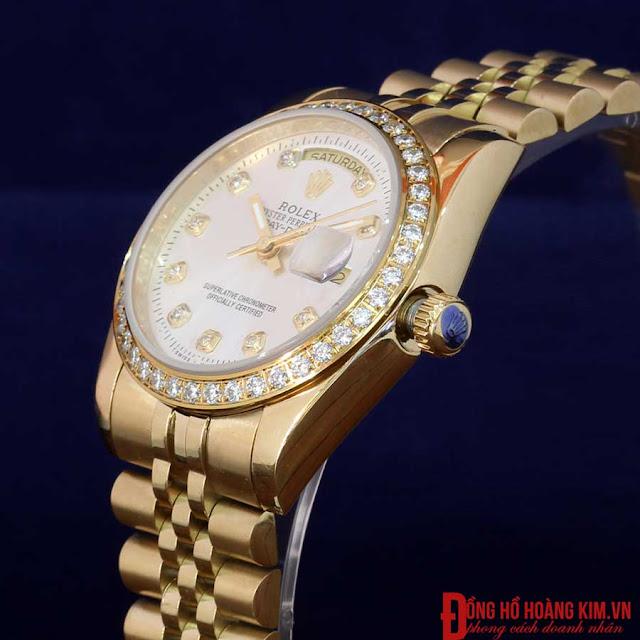 Đồng hồ cơ Rolex R107