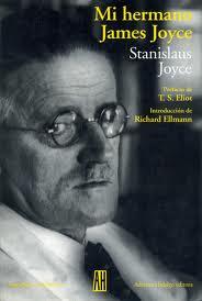 Mi hermano James Joyce