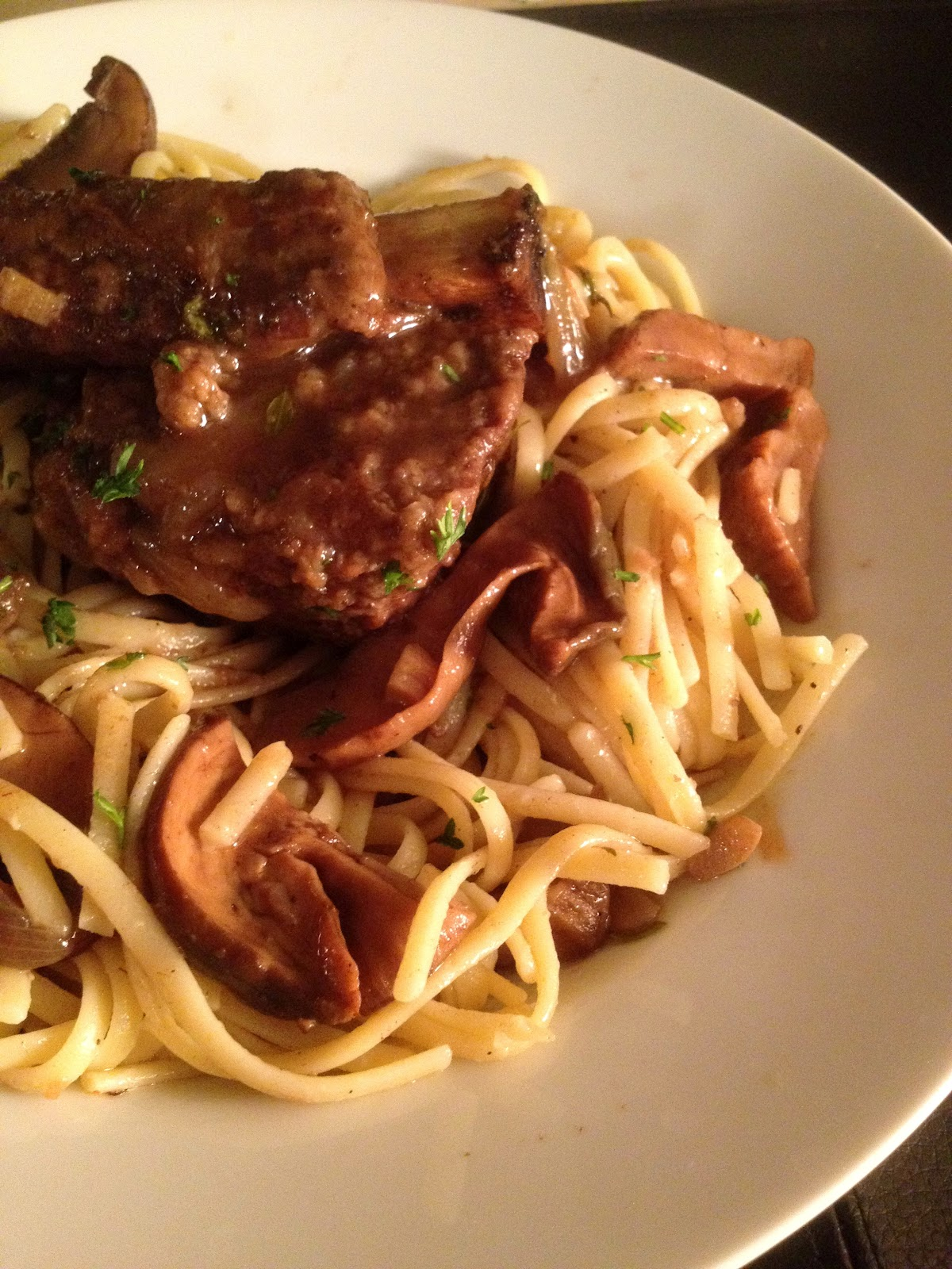 37 Cooks: Braised Short Ribs with Porcini Mushrooms and ...