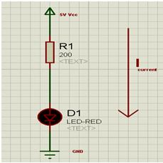 Driving an LED using 5v source or led light circuit diagram 12v or 5v