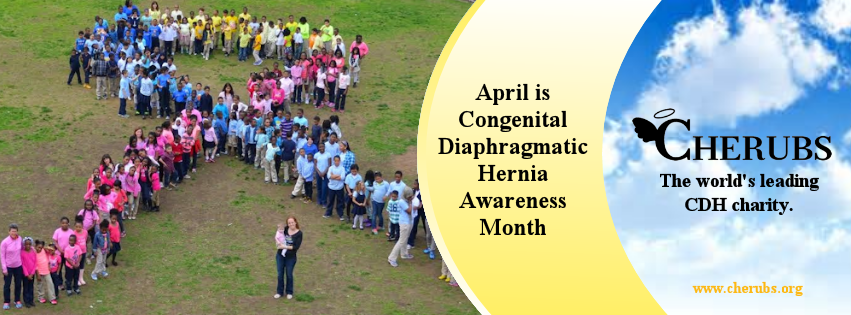 April is CDH Awareness Month
