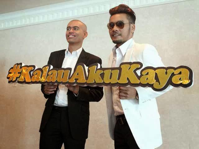 MV Kalau Aku Kaya Awi Rafael & Altimet Tawar Baucer Joe's Barber/kitchen