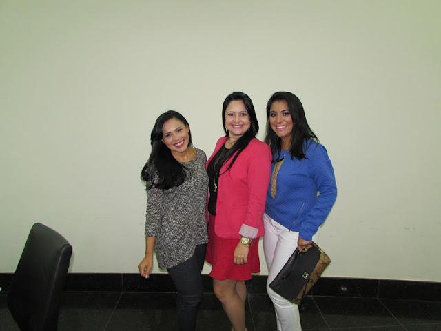Reunião de Blogs de Brasília com Primeira Dama do DF, Márcia Rollemberg
