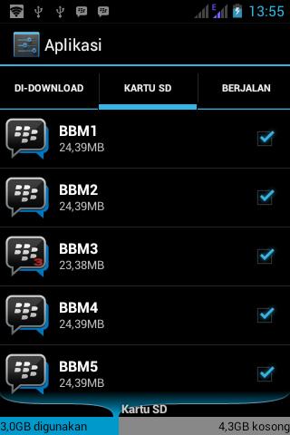 BBM + BBM2 + BBM3 + BBM4 Mod 2.7.0.23