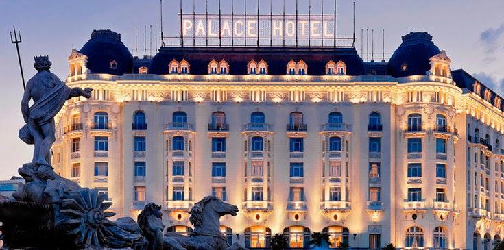 Westin palace 5 estrellas ideal para visitar los museos - Hoteles cinco estrellas en madrid ...