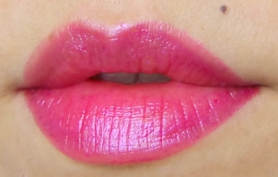Revlon Ultra HD Lip Lacquer Pink Ruby swatch