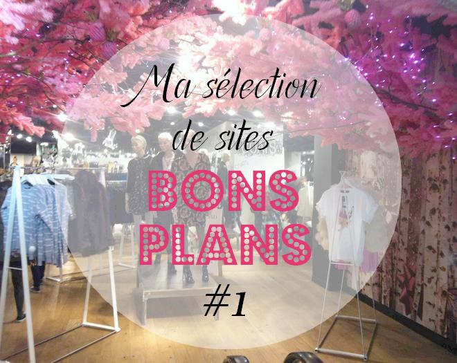 sites bons plans shopping beauté