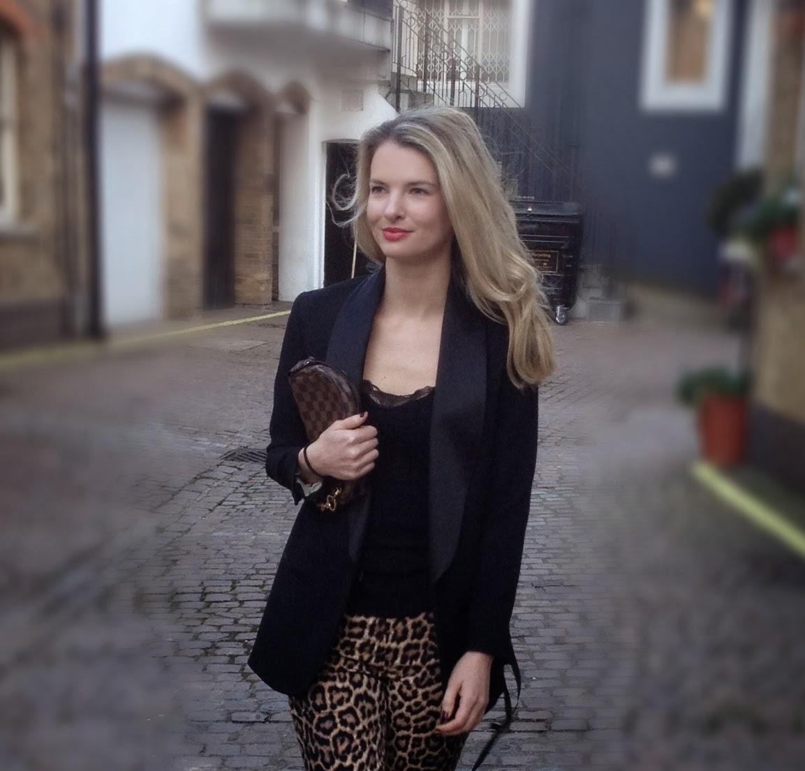 Isabel marant blazer, isabel marant for h&m blazer, leopard print. leopard print pants