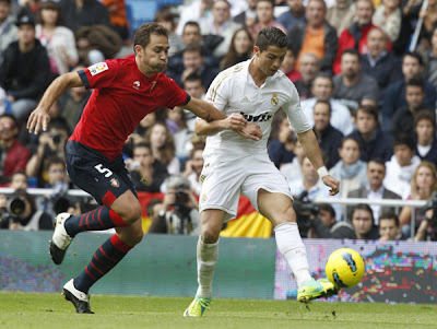Real Madrid 7 - 1 Osasuna (1)