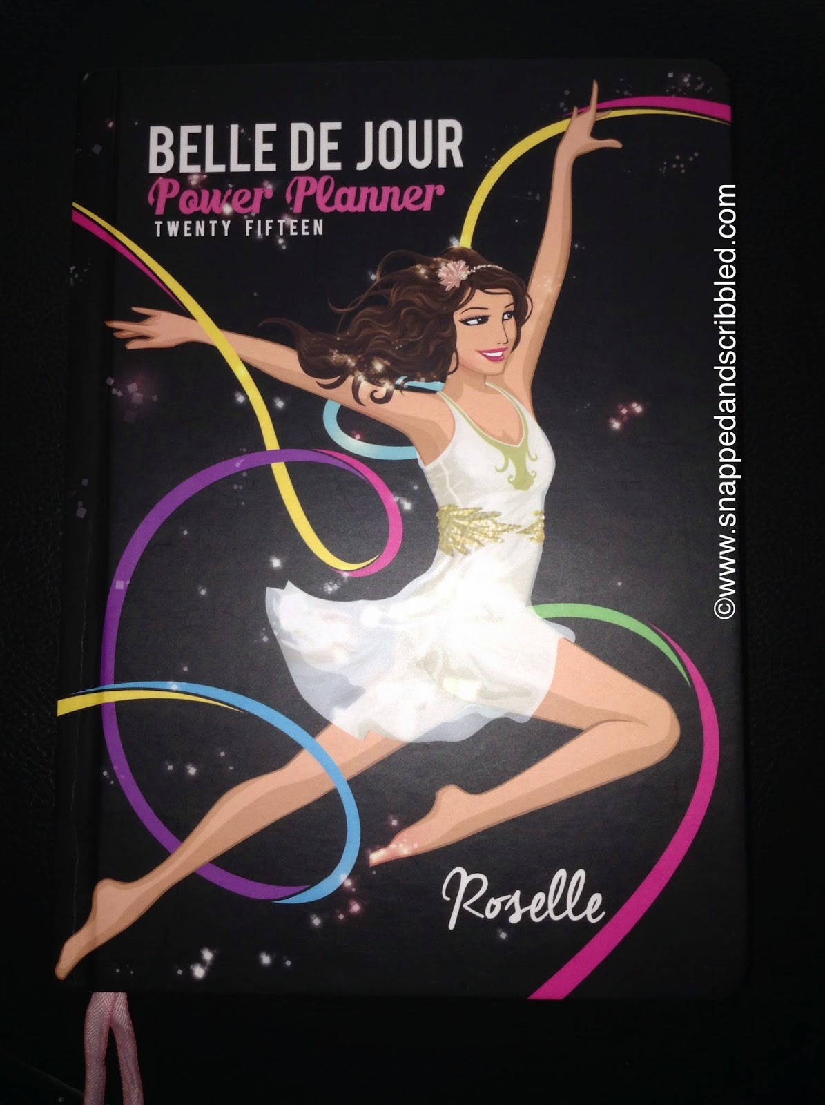 Must Have: Belle De Jour Power Planner 2015