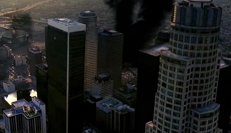 Henry Ian Cusick en 10.0 Terremoto en Los Angeles