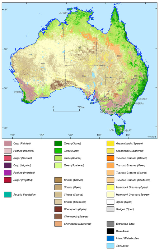 Allthingsspatial New Elevation And Land Cover Data - Australia elevation data