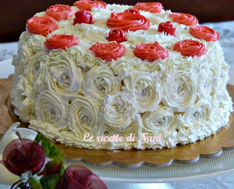 torta per un anniversario e riflessioni...
