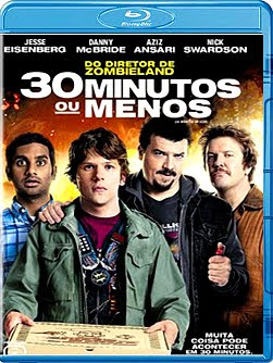 Filme Poster 30 Minutos ou Menos BDRip XviD Dual Audio & RMVB Dublado