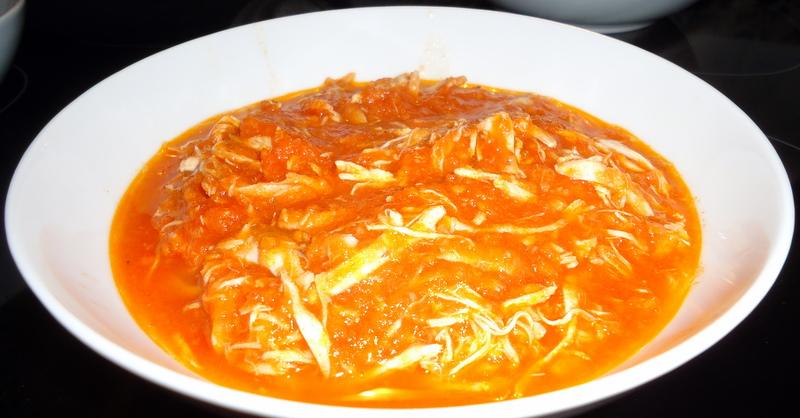 Hierbabuena y azahar receta amiga pollo asado - Salsa para pollos asados ...