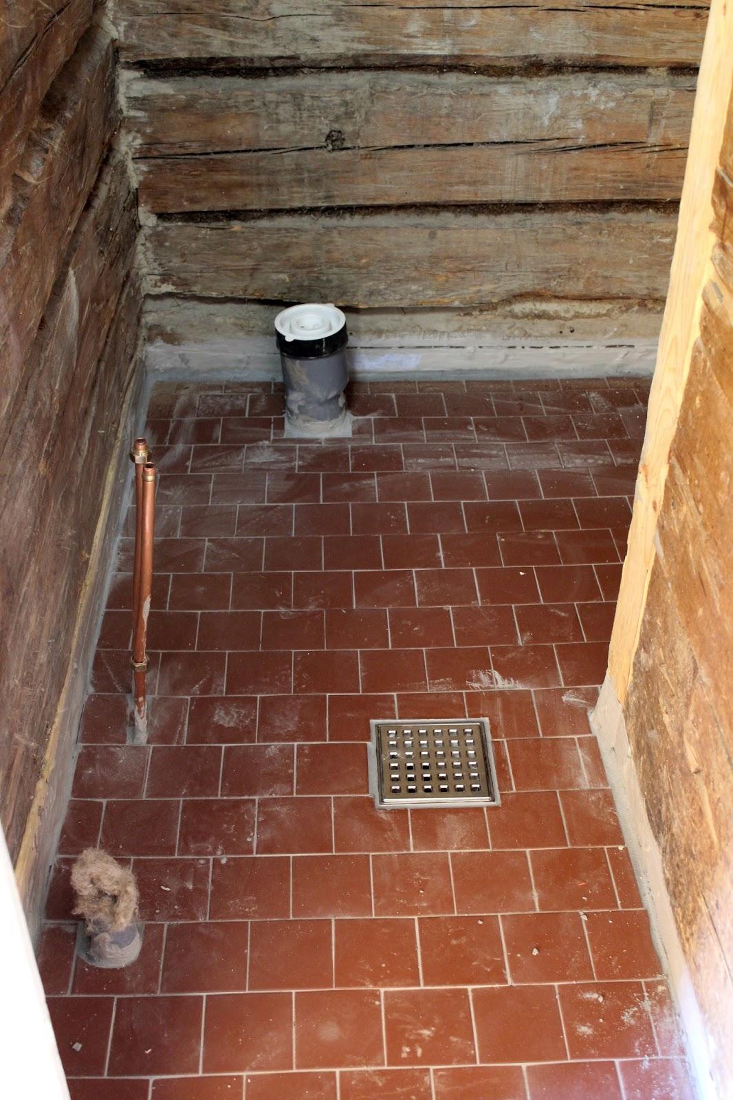 Klinker badrum retro ~ Xellen.com