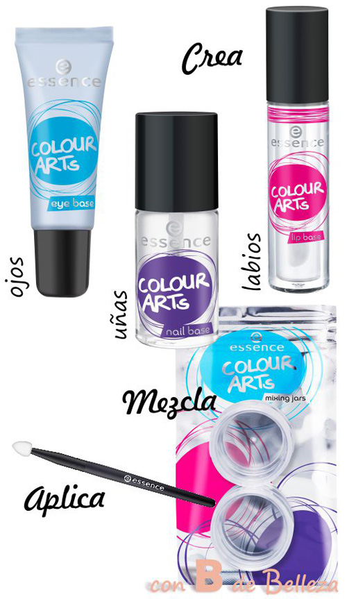 Essence Colour arts