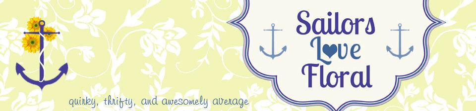 Sailors ♥ Floral