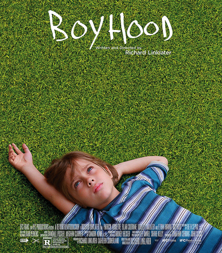 Boyhood the film
