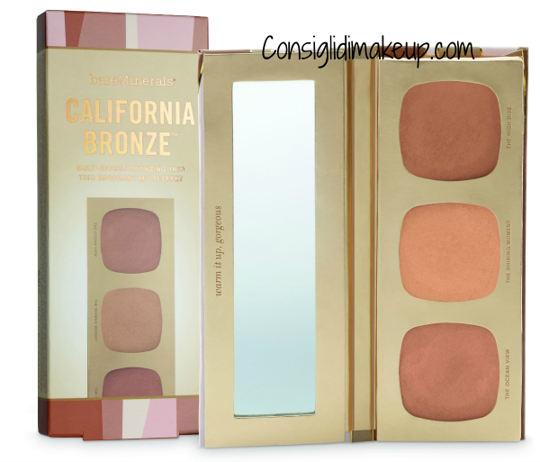 bareminerals novità primavera 2015 palette bronzer