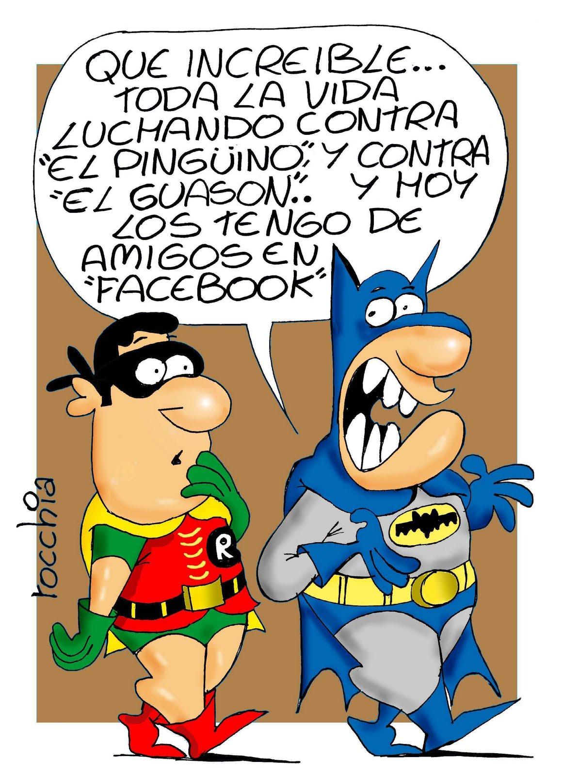 Batman y robin adultos