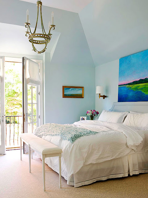Bedroom Color Themes Magnificent Of Blue Bedroom Color Scheme Photo