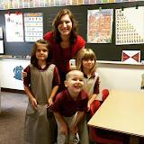 Kindergarten Class 2016-2017
