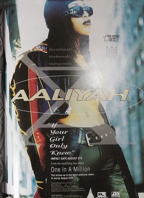 aaliyah one in a million album  free